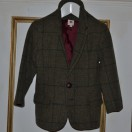 Green Tweed Jacket