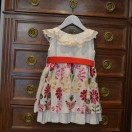 Flowery Dress (Embroider)